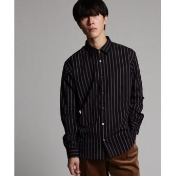 tk.TAKEO KIKUCHI / ティーケー タケオキクチ レジメンストライプシャツ