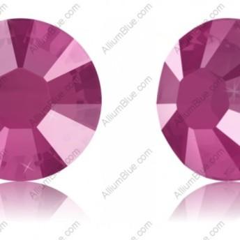 【スワロフスキー#2038】10粒 XILION Rose ラインストーン ホットフィックス SS10 クリスタル・ピー
