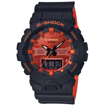 G-SHOCK BRIGHT ORANGE COLOR カシオ計算機(CASIO) GA-800BR-1AJF★