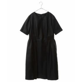 HIROKO BIS GRANDE / シャーリングデザインドレス