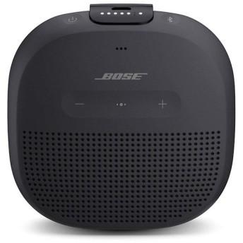 Bose ポータブルワイヤレススピーカー SoundLink Micro Bluetooth speaker ブラック