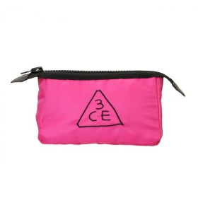 スリーコンセプトアイズ 3CE ポーチ (S) #ピンク (化粧ポーチ)
