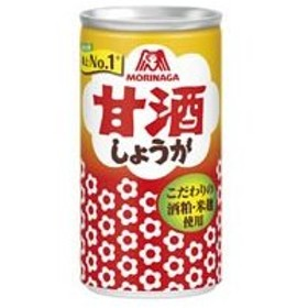 森永製菓/甘酒しょうが 缶 190g