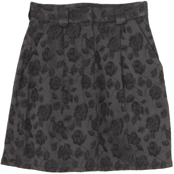 ミニスカート - EMODA ジャガードミニスカート