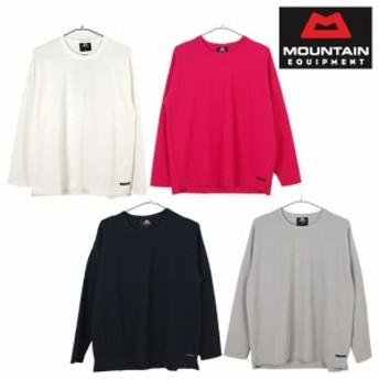 マウンテンイクイップメント クイックドライワッフルロングスリーブティー ME425729 メンズ/男性用 Tシャツ