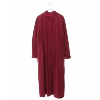 HIROKO BIS GRANDE / 【洗える】デザインタックシャツドレス