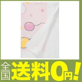 西川 リビング スヌーピー ベビー タオルケット SP バルーン ピンク