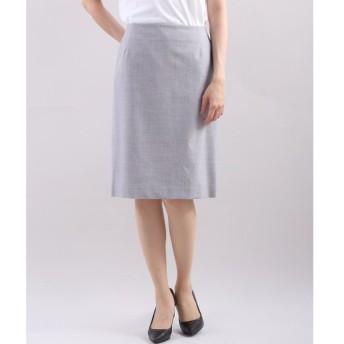 INED / 《INED international》ストレッチタイトスカート《Botto Giuseppe》