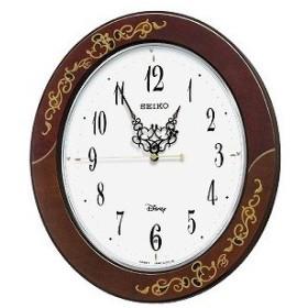 セイコー 掛け時計 「大人ディスニー ミッキー&ミニー」 FS510B