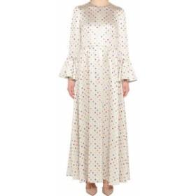 バレンチノ ドレス カジュアルドレス 結婚式用 レディース【Valentino Dress】Silver