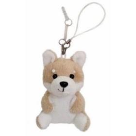 モバイルクリーナー 柴犬 おすわり(53057)【送料無料】(犬、いぬ、イヌ、人形、マスコッ