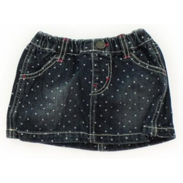 【FOインターナショナル/F.O.International】スカート 90サイズ 女の子【USED子供服・ベビー服】(302853)