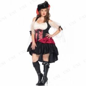 コスプレ 仮装 ウィキッドパイレーツ 1X-2X 衣装 コスプレ ハロウィン 仮装 余興 大人 コスチューム 女性 大きいサイズ 女海賊 レディー