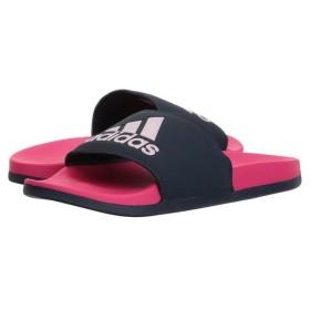 separation shoes dd639 3475d アディダス サンダル シューズ レディース Adilette Comfort Shock PinkCollegiate NavyAero Pink