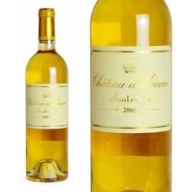 ワイン 白ワイン シャトー・ディケム 2005年 ソーテルヌ特別第1級格付 750ml