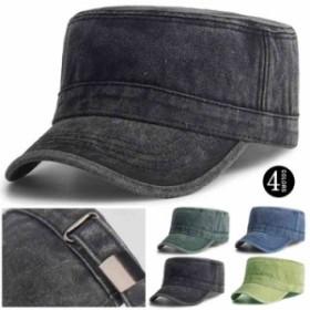 ワークキャップ キャップ ハット メンズ 帽 ミリタリー 紫外線対策 紫外線カット キャスケット 紫外線 日焼け UVカット U