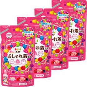 ボールド 香りのおしゃれ着洗剤 甘く華やかな香り 詰め替え 400g 1セット(4個入) 洗濯洗剤 P&G
