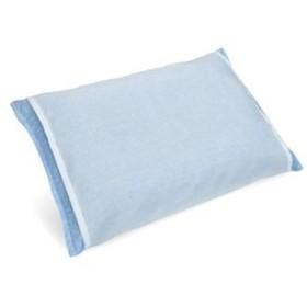 モリシタ 小紋 日本製そばまくら 30×42cm(ブルー) そばがら 4620189 返品種別A