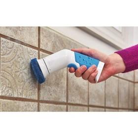StillWorks[スティルワークス]ハンディ タイプ 電動 キッチンブラシ お掃除ブラシ 風呂掃除 台所掃除 ポリッシャー 防水仕様 (