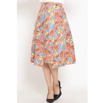 Ketty Cherie / フラワープリントスカート