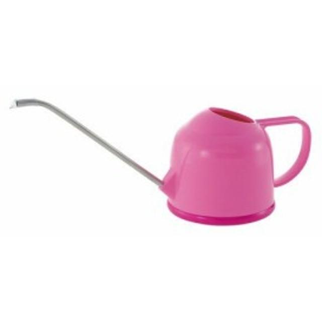 リッチェル ラウンド水さし 1L ピンク
