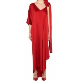 バレンチノ ドレス カジュアルドレス 結婚式用 レディース【Valentino Dress】Red