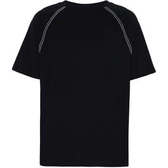 《期間限定セール開催中!》8 by YOOX メンズ T シャツ ブラック S コットン 100%