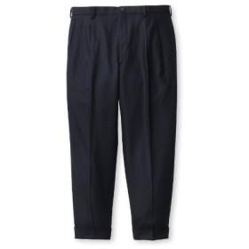 TAKEO KIKUCHI(タケオキクチ)フランネルテーパードパンツ Fabric by Vitale Barberis CANONICO[ メンズ パンツ ]