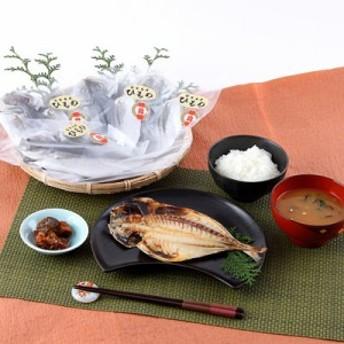 送料無料 安心と安全の無添加 魚栄天日干し鯵の干物10枚セット | 魚栄商店・静岡県