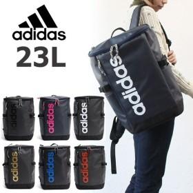 【ミニタオルプレゼント】アディダス リュックサック デイパック 23L B4サイズ クーゲル 55482 adidas メンズ レディース 通学 スクエアリュック エース 父の日