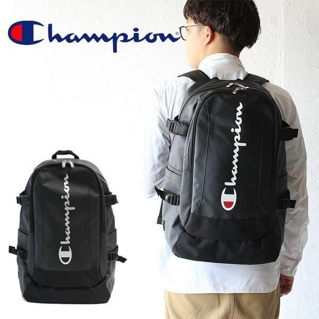 チャンピオン リュック バレル リュックサック デイパック Champion 55513 B4対応 27L 2気室 バックパック 通学 男女兼用 正規品