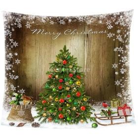 Perfk クリスマス 毛布 ソフト ウォーム フランネル ブランケット 豪華 可愛い きれい クリスマス 装飾 暖かい 雰囲気 多種類選べる - 10#