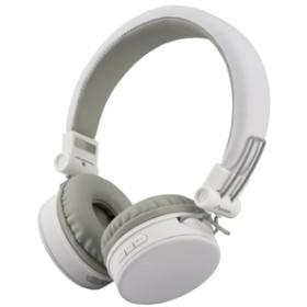 オーム電機ワイヤレスヘッドフォンAudioCommホワイトHP-W300N-W