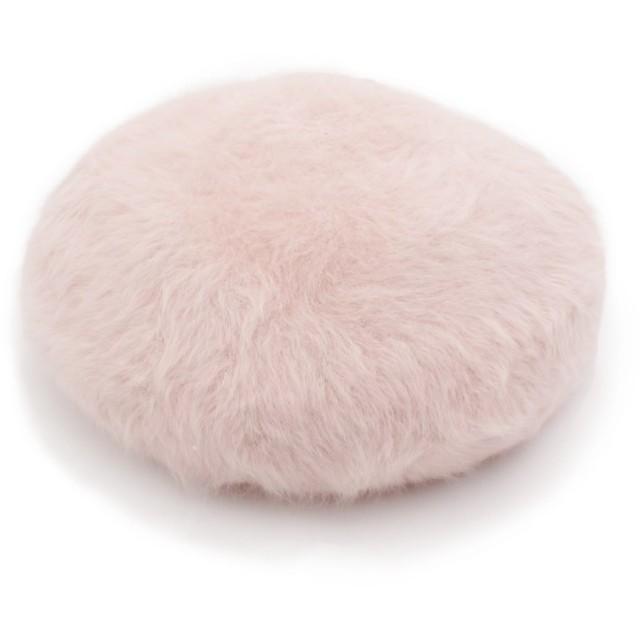 ベレー帽 - SHOO・LA・RUE フェイクファーベレー帽