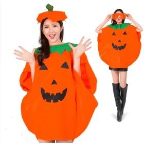 ハロウィン コスプレ カボチャ かぼちゃ レディース 変装 仮装 大人用 パーティー イベント