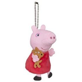 セガトイズ Peppa Pig なかよしフレンズ プチパペット ペッパピッグ 【返品種別B】