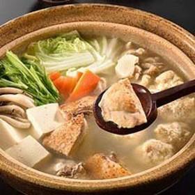 送料無料 鶏飼う人 古処鶏(こしょどり) 水炊きセット/鍋セット