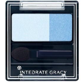 《資生堂》 インテグレート グレイシィ アイカラー ブルー182 2g