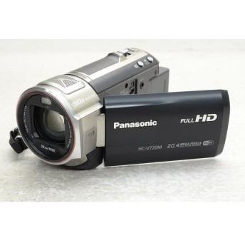 [中古] デジタルハイビジョンビデオカメラ HC-V720M-K ブラック