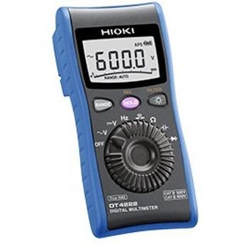 日置電機 HIOKI DT4222 デジタルマルチメータ