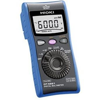 日置電機 HIOKI DT4221 デジタルマルチメータ