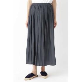 HUMAN WOMAN / ヒューマンウーマン 《arrive paris》ギャザーマキシスカート