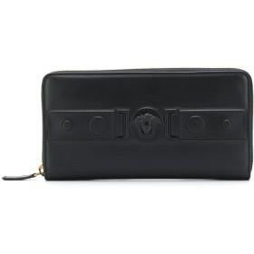 Versace メデューサ 長財布 - ブラック