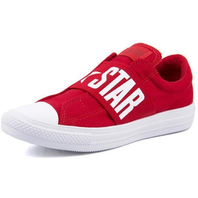 converse(コンバース) ALL STAR LIGHT GORESLIP OX(オールスターライトゴアスリップOX) 32169262 レッド【メンズ】 スニーカー ローカット