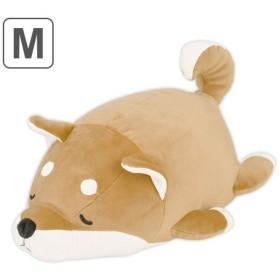 クッション 動物 ボルスターM マシュマロアニマル 犬 コタロウ ( ぬいぐるみ 抱き枕 抱きまくら )