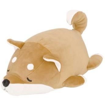 クッション 動物 ボルスター マシュマロアニマル 犬 コタロウ ( ぬいぐるみ 抱き枕 抱きまくら )