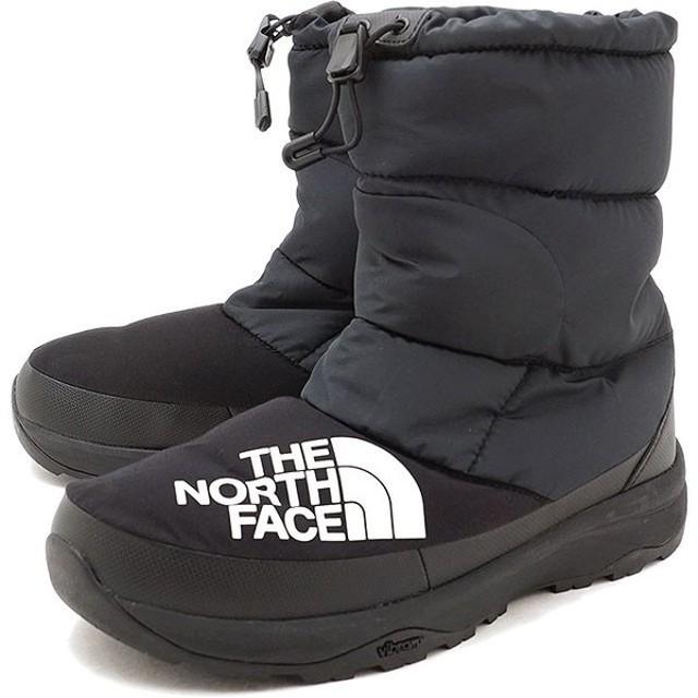 ザ・ノースフェイス THE NORTHFACE ヌプシ ダウンブーティー Nuptse Down Bootie ウィンターブーツ スノーブーツ 靴  NF51877 FW18