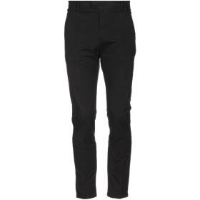 《期間限定セール開催中!》HAIKURE メンズ パンツ ブラック 29 コットン 97% / ポリウレタン 3%