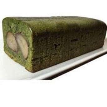 モンテローザ 足柄緑茶渋皮栗ケーキ
