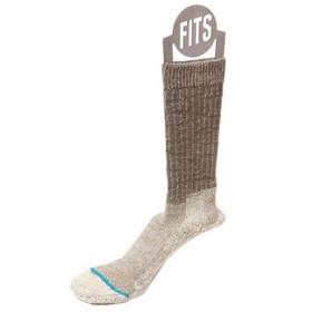 FITS フィッツ フィッツ ヘビー ラグドブーツ/ライトブラウン F1008 ショートソックス ファッション メンズファッション 下着 靴下 部屋着